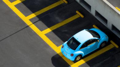 Warum einen Parkplatz reservieren?