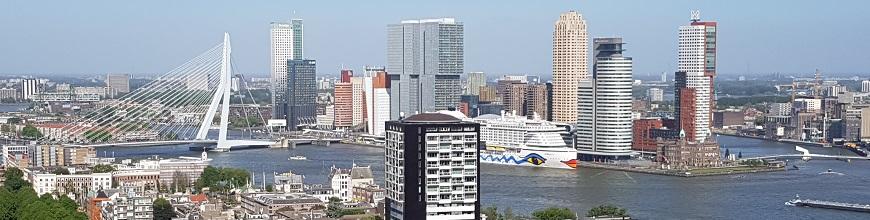 Rotterdam Hafen Parken – Parken am Kreuzfahrtterminal Aida, MeinSchiff, MSC